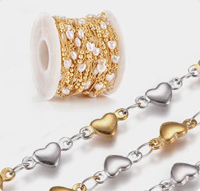 Chains with heart