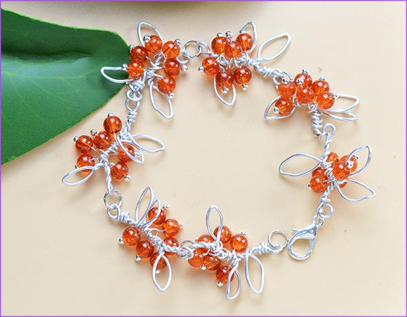 Fruit Winding Bracelet