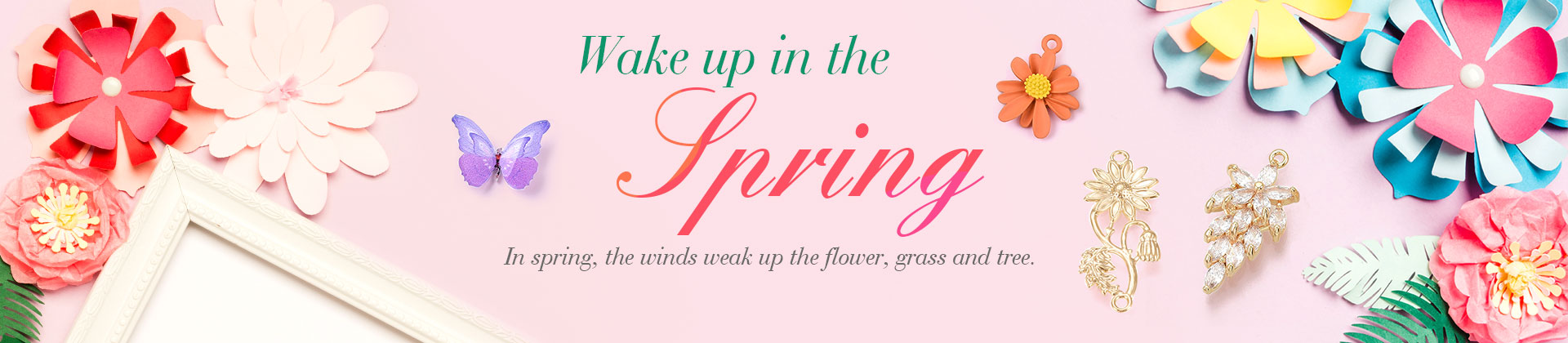 Wake up in the Spring