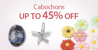 Cabochons Up To 45% OFF