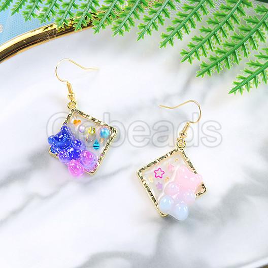 Cute Bear Earrings