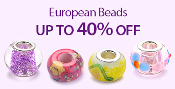 European Beads Up to 40% OFF