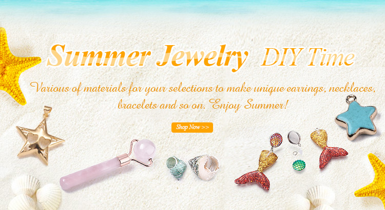 Summer Jewelry  DIY Time