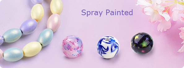 Spray Painted