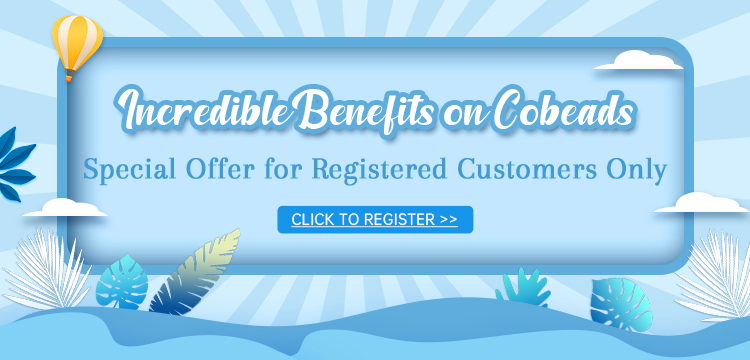 Incredible Benefits on Cobeads