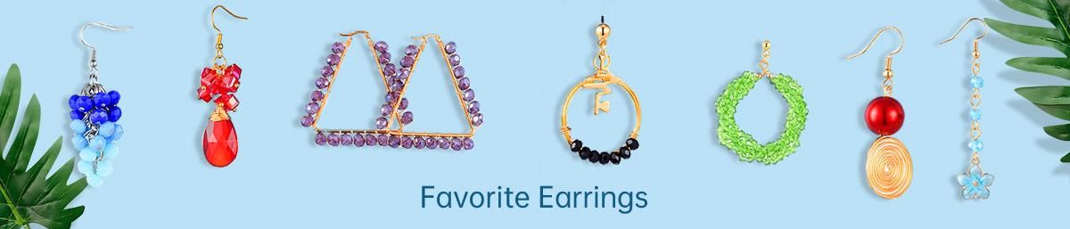Favorite Earrings
