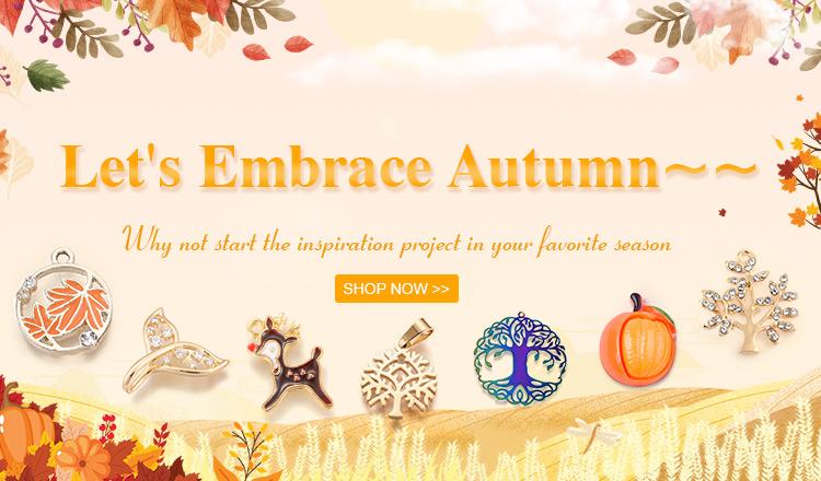 Let's Embrace Autumn~~