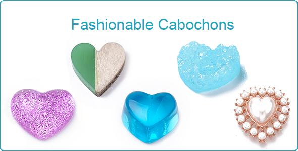 Fashionable Cabochons