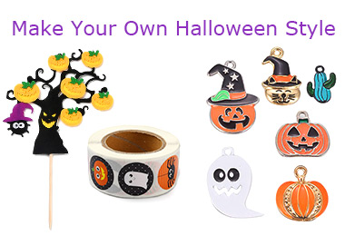 Make Your Own Halloween Style
